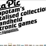 ゲームウォッチが無料で遊べる懐かしいレトロゲームサイト特集!