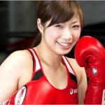 黒木優子がかわいい顔なのにボクシング世界王者ってマジ?実力や彼氏なども調べてみた