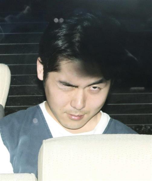 小林遼 挑戦的な目で睨んでいる